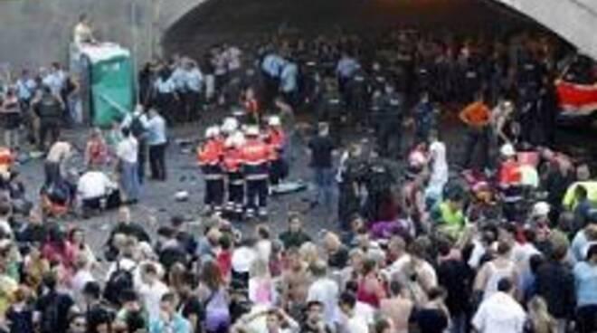 loveparadetunnel