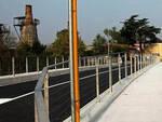 ponte crotte dopo i lavori