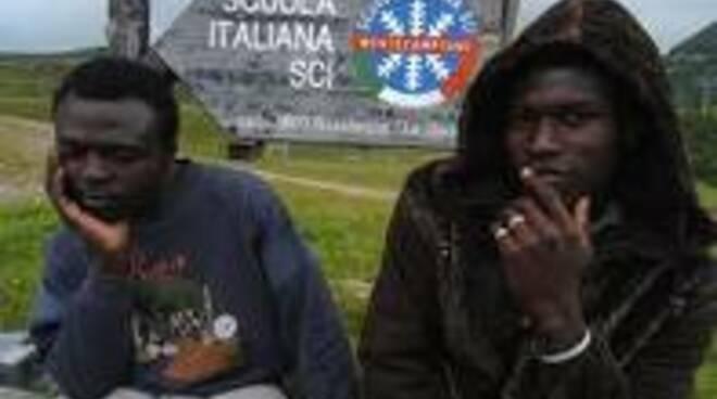 profughi a Montecampione 1