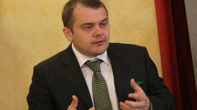 Fabio rolfi, segretario provinciale della Lega Nord di Brescia