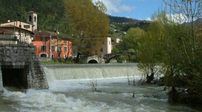 fiume Mella a Inzino