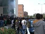 protesta studenti ubi banca
