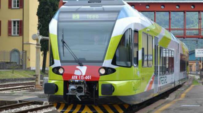 treni nuovi iseo-edolo