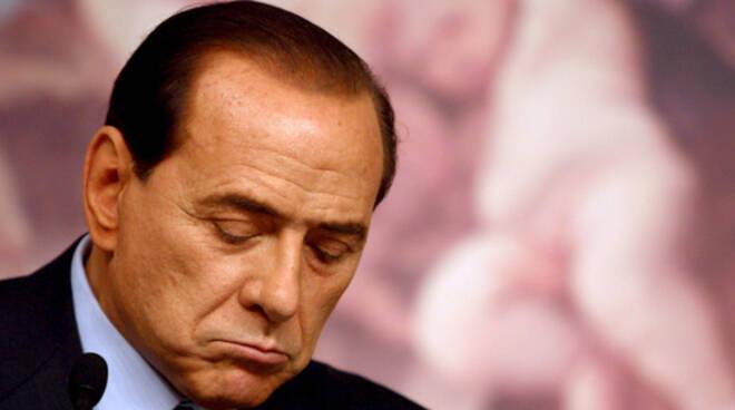 Silvio Berlusconi decaduto