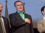 LEGA: 'VA PENSIERO' CHIUDE MANIFESTAZIONE, TUTTI A SAREGO