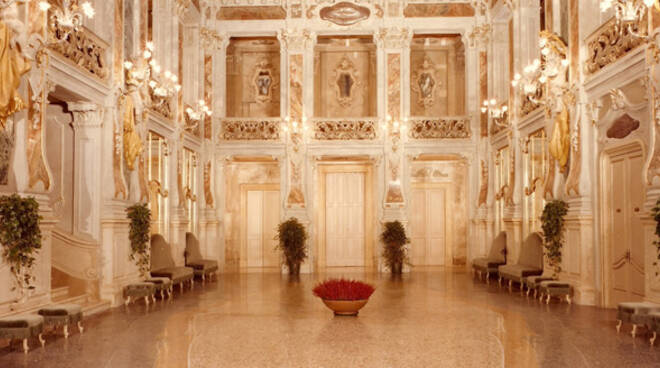 teatro grande foyer