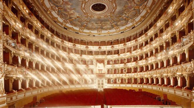 teatro grande interno