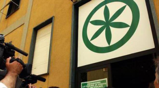 Lega Nord sede via bellerio