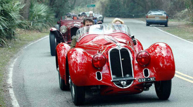 mille miglia on the road
