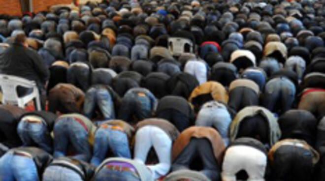 moschea interno