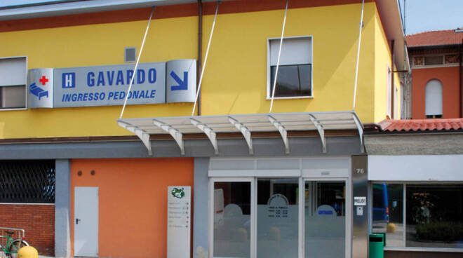 GAVARDO ospedale