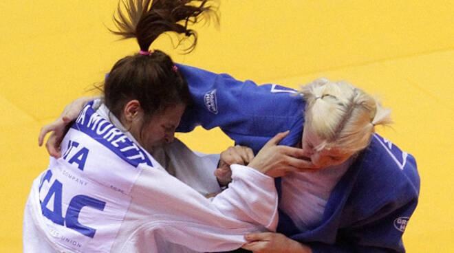 elena moretti judo