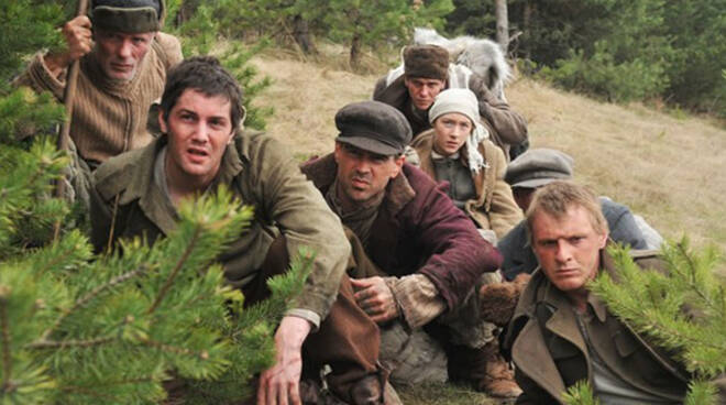 """""""The Way back"""" di Peter Weir"""