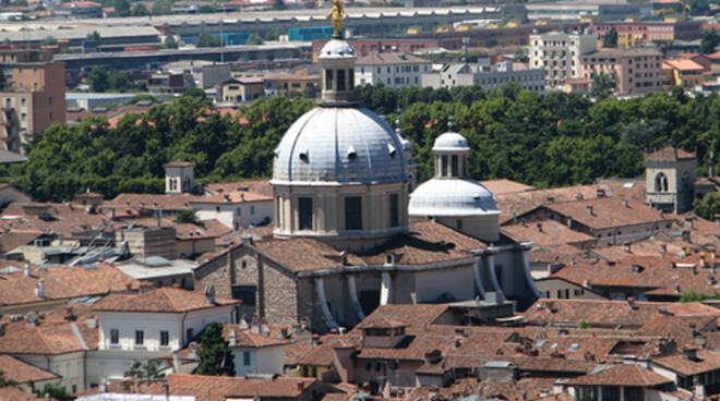 Brescia panorama