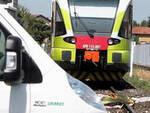 FotoLive - via dalmazia uomo sotto il treno