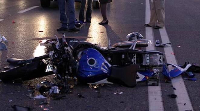 incidente moto 11