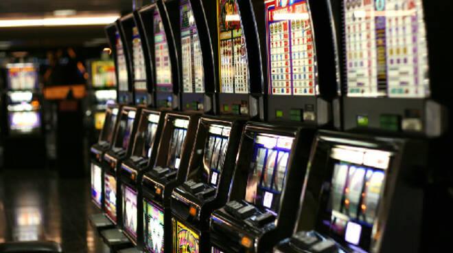 sala giochi slot machine