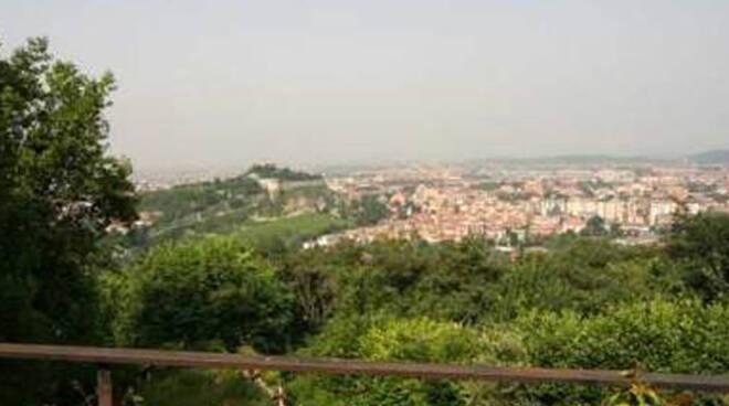 via panoramica brescia