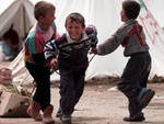kosovo bambini