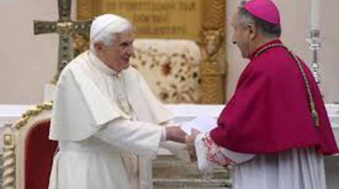Papa benedetto XVI-Luciano Monari
