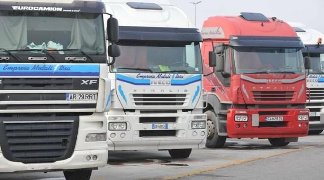 sciopero camionisti