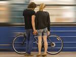 bici e metrobus