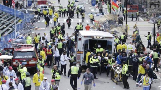 Attentato-Boston