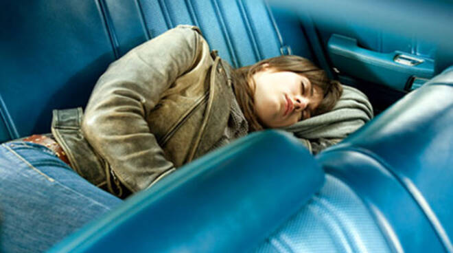 dormire in auto ok