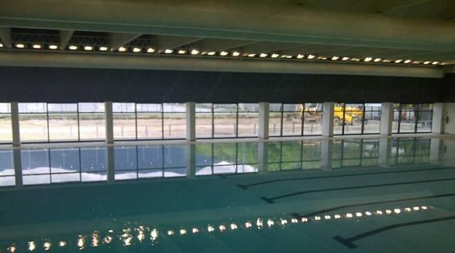 nuova piscina mompiano