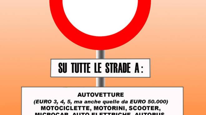 vignetta GIRO D'ITALIA A BS