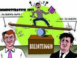 VIGNETTE - BALLOTTAGGIO BS