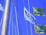 Bandiere sulla Goletta