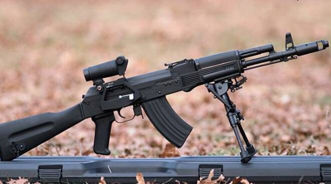 fucili d'assalto