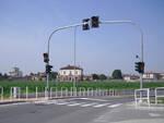 semaforo al sottopasso via Palestro
