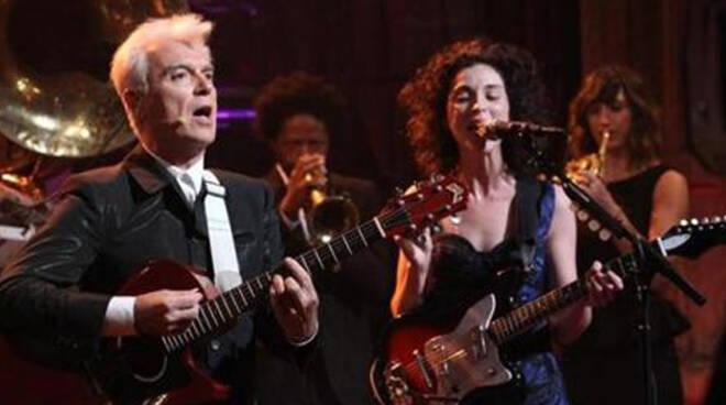 David Byrne e St. Vincent