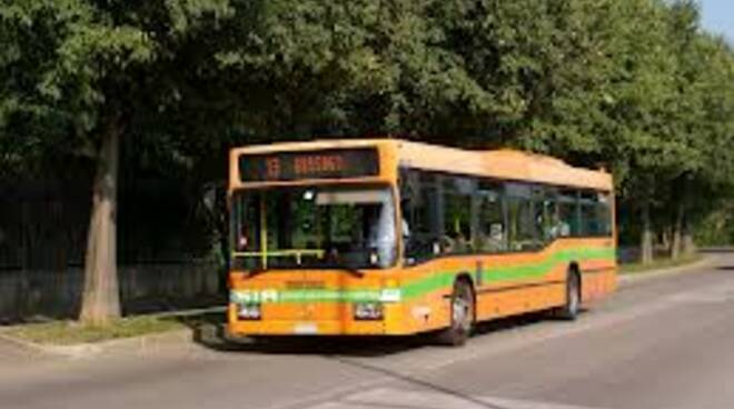 linea 13 autobus