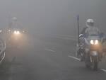 polizia in moto