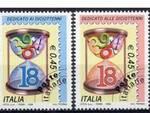 francobollo diciottenni