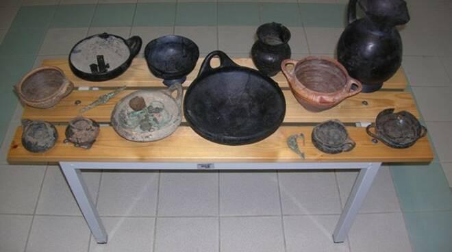 reperti etruschi