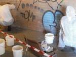 graffiti pulizia