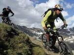 biker montagna