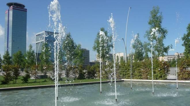 fontane città