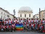 Partenza bici percorri la pace