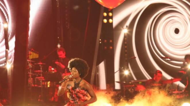 Ester Oluloro the voice