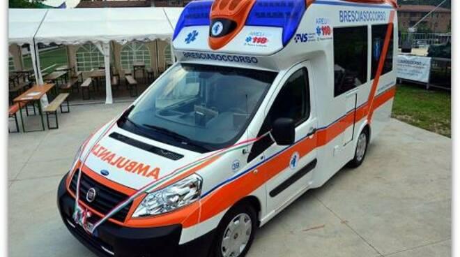ambulanza bresciasoccorso