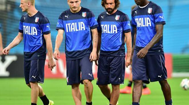 azzurri nazionale italiana