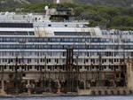 Costa Concordia prepared for dismantling
