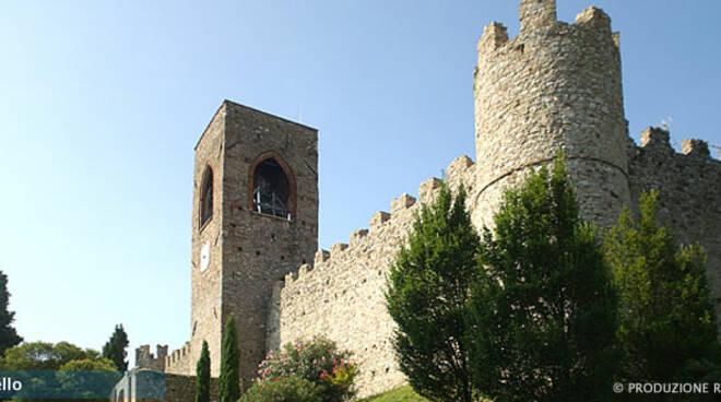 moniga castello
