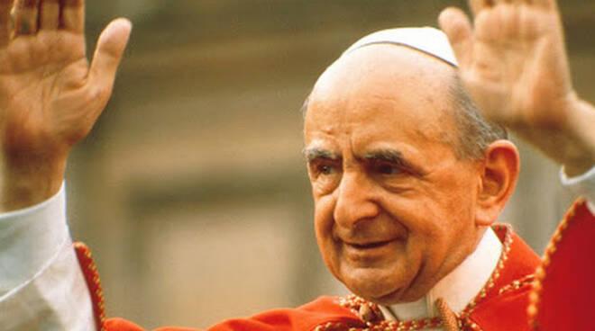 PaoloVI Papa Montini