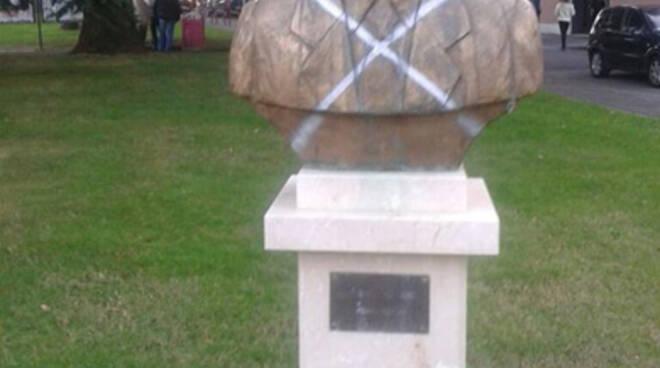 statua miglio vandali
